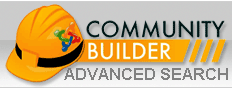 Community Builder Advanced Search