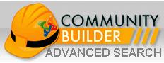 Community Builder Advanced Search