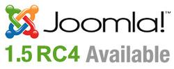 Joomla 1.5 RC4