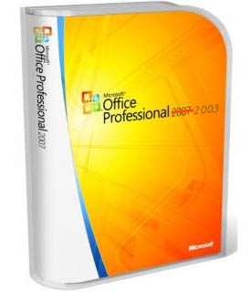 Office 2007 to 2003