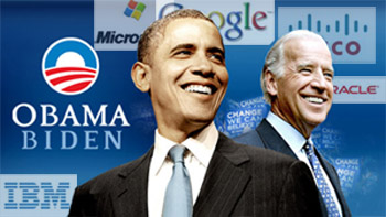 Obama, Biden, and IT Companies