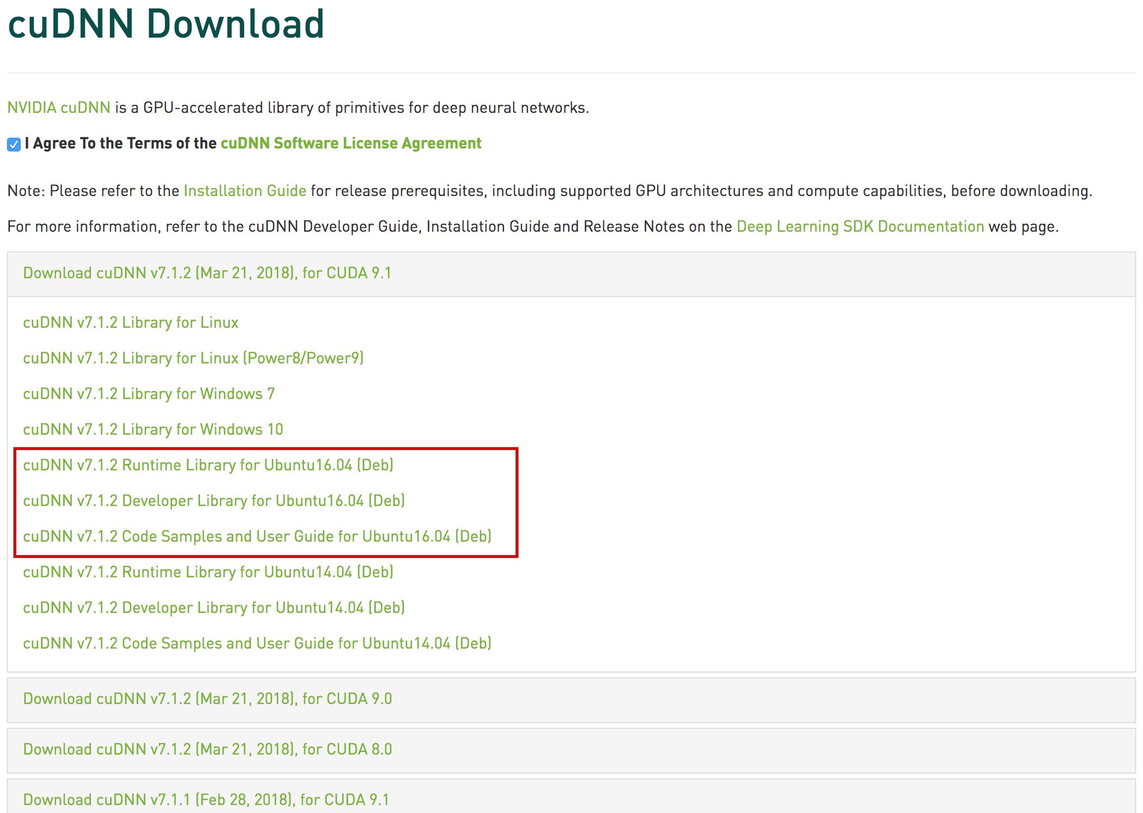 install cuda 9 ubuntu 16 04